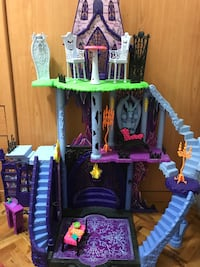 Monster high evi