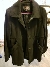 Mid length, gray coat, size XL College Station, 77845