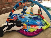 Play Mat with toys and Boppy Pillow Orlando, 32806