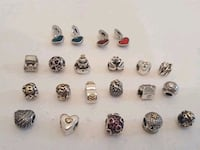 $60 each- Authentic Pandora Charms  Toronto, M4W