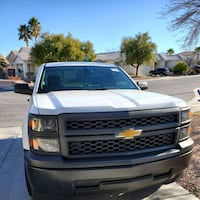 2015 Chevrolet Silverado 1500 Work Truck 1WT Regular Cab Std Box