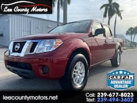 Nissan Frontier 2019 Cape Coral