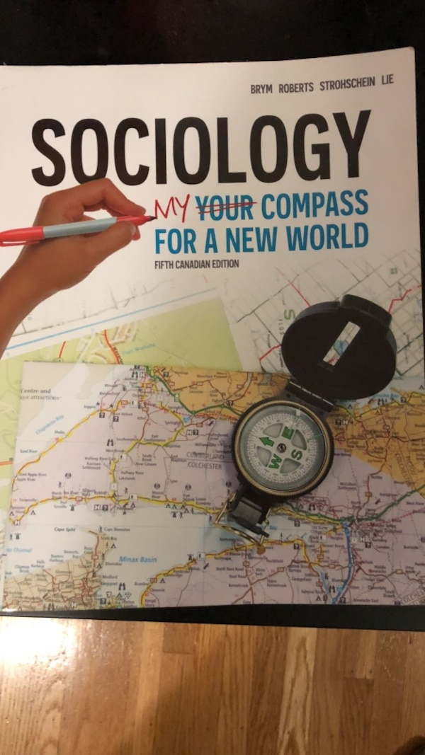 Sociology my compass for a new world textbook