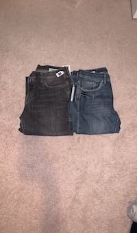 BNWT mens Jeans: Gap and Bufffalo Vancouver, V5P 3N3