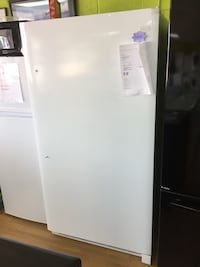 BRAND NEW Frigidaire white upright freezer  Woodbridge, 22191