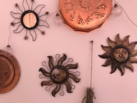 Set of 3 decorative suns  Richmond, 23220