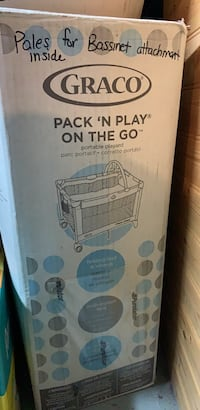 Graco Pack 'N Play on the go Oakville, L6L 2C1
