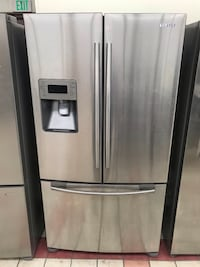 stainless steel french door refrigerator Baltimore, 21222