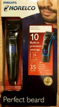 Philips Norelco Beard & Mustache Rechargeable Adju Suffern, 10901