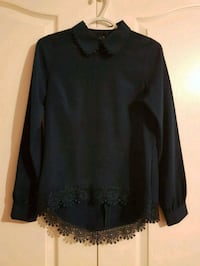 Navy blue long-sleeved shirt Vaughan, L4H 2C6