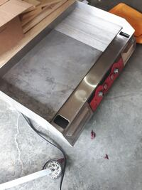 stainless steel electric griddle Edmonton, T6W 1T8