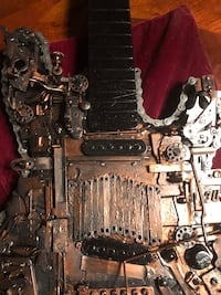 Steampunk playable guitar Gallatin, 37066