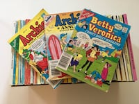 Archie Comic Books Collection 1990's Mississauga, L5G 2Z6