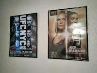 Ufc ppv posters with frames Westminster, 80030