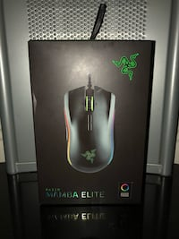 Razer Mamba Elite PC Gaming Mouse (Brand New) Ashburn, 20148