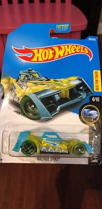 Hot Wheels- Voltage Spike - New