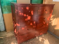 Dresser chest and night table East Meadow