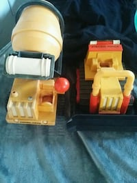 1970s collector fisher price  Hamilton