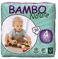 Bambo Nature Diapers Size 4 Milton, L9T 7R1