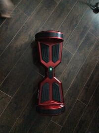 Hover board red