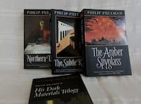 His Dark Materials trilogy, P. Pullman Vilassar de Mar