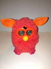 Interactive Furby Boom 2012 Phoenix Red with Orange Ears CA$30 London