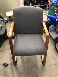 Used cloth office chair Pasadena, 21122