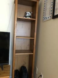 Solid wood Tower TV stand Mississauga, L5L 2E5