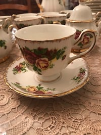 12 persons tea set 31 pieces  Great Falls, 22066