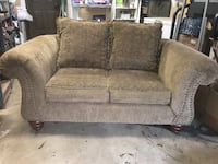 Couch Two Seater New Windsor