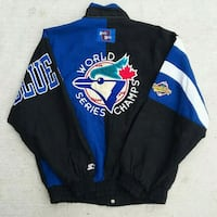 1993 Blue Jays World Series Starter Windbreaker