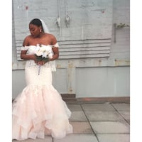 Wedding Dress Size 8 Fayetteville