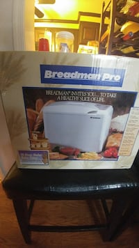 Brand new bread maker Arbutus, 21227