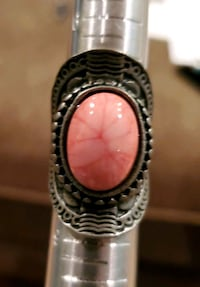 Coral Shield Ring Size 7.5 Gainesville, 20155