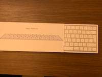 Apple Magic Keyboard/Klavye