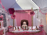 Candy Table and Party Decorations