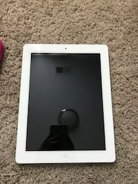 White ipad. 16GB. With case and holder.  Columbus, 43215