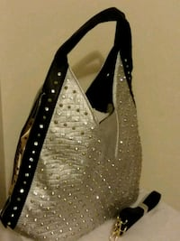 STUDDED HOBO BAG   Cincinnati, 45240