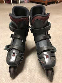 Aeroblade ABT Rollerblades-womens Sterling, 20165