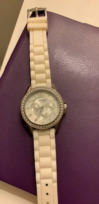 round silver-colored Rolex analog watch with link bracelet Los Angeles, 90025