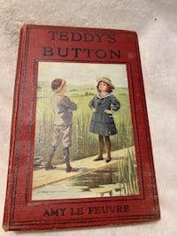 Teddy's Button book