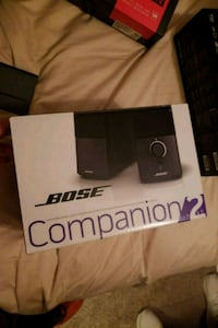 Bose Companion 2 Speakers Elmira, 14903