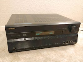 Onkyo TX-SR705 7.1 Channel Home 700W Theater Receiver with HDMI