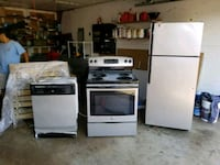 GE stainless steel - set $200 Dallas