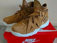 Vintage Nike Air Unlimited, 10.5M David Robinson, 1989  915 mi