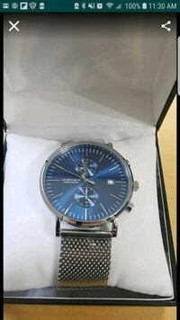 Crownarch chrono s3. New Chicago, 60656