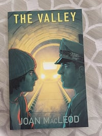 The valley by Joan Macleod  Toronto, M6M 1Y2