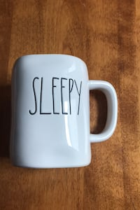 "Rae Dunn ""Sleepy"" Mug - new"