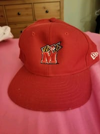 Maryland fitted hat 7.5 Germantown, 20874