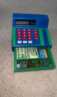 Lakeshore Cash Register